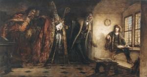Madarász,_Viktor_-_Czech_King_Podjebrad_Introduces_Matthias_the_Hungarian_Delegates_(1873)