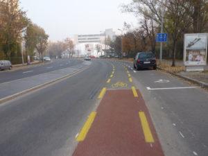 Bicycle_lane_at_Bogdánfy_út,_Budapest