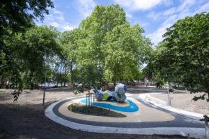 Liget Budapest - Õszre befejezõdik a kert- és tájépítésze